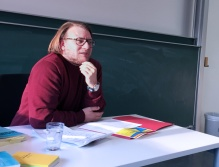 Persson's lecture 1